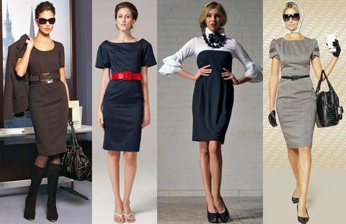 94eb373c2ea5953 Псевдо-офисный стиль, или как одеваться в офис — Vandastyle